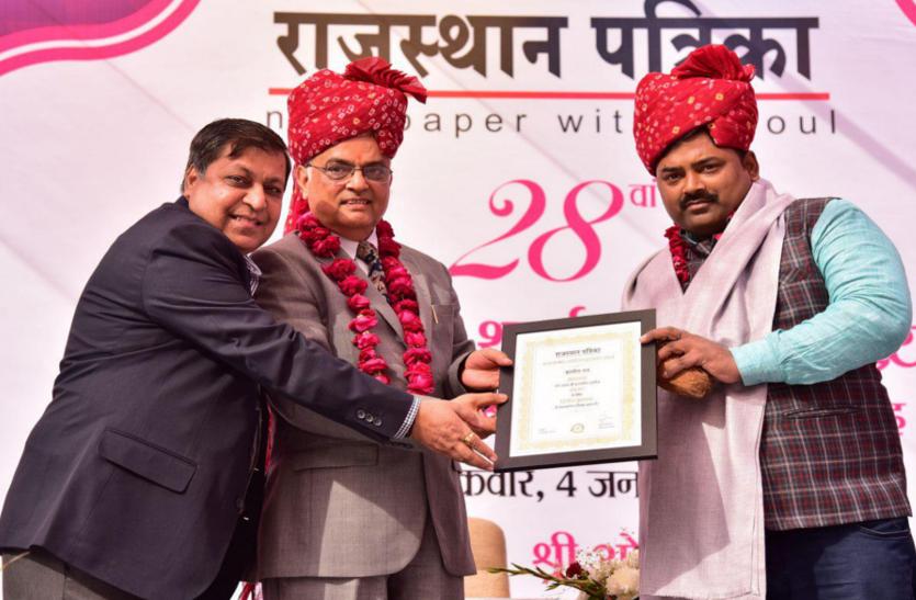 पं. झाबरमल्ल शर्मा व्याख्यान एवं सम्मान समारोह में बिहार के युवा कवि शंकरानंद को मिला द्वितीय पुरस्कार