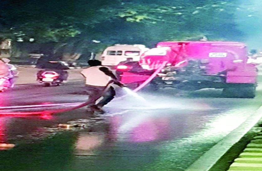 पेट्रोलिंग के नहीं इंतजाम, पुलिस के पहरे के बिना सूने और असुरक्षित हैं जिले के हाइवे