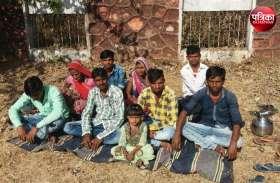 बांसवाड़ा : पेंशन के लिए 103 बार गुहार, फिर भी नहीं टूटी अधिकारियों की सुस्ती, आखिरकार अनिश्चितकालीन धरने पर बैठा आश्रित परिवार