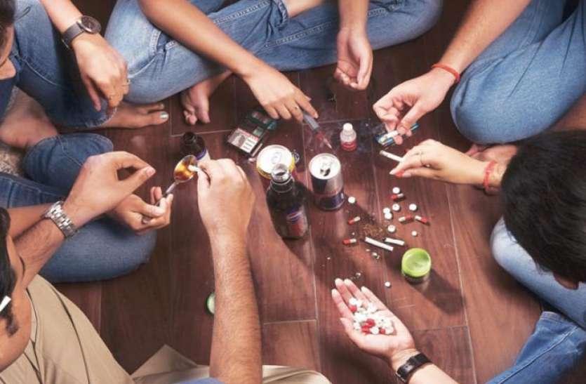 नहीं रुक रहा नशे का कारोबार, जड़ तक नहीं पहुंच रही पुलिस