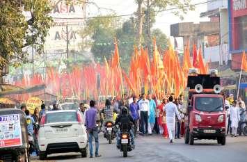 Video Gallery :- बाबा श्याम की शोभायात्रा , ध्वज रैली में शामिल हुई महिलाओं