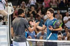 Tennis : सोंगा ने ब्रिसबेन इंटरनेशनल टूर्नामेंट में मिनयोर को हराया