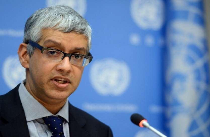 सबरीमला विवाद पर संयुक्त राष्ट्र ने कहा- समान हक महिलाओं का अधिकार, सभी पक्ष कानून का सम्मान करें