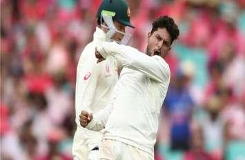 सिडनी में कुलदीप यादव की फिरकी पर नाचे कंगारू बल्लेबाज, ऐतिहासिक टेस्ट सीरीज जीत की ओर भारत