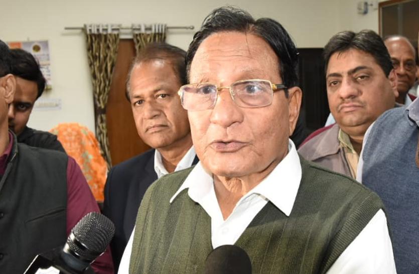 कांग्रेस ने किये जिलों के प्रभारी मंत्री नियुक्त, शांति धारीवाल को सौंपा जयपुर का जिम्मा : देखें वीडियो