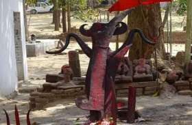 यहां आज भी मौजूद है भगवान शिव का त्रिशूल, शनिदेव से नाराज होकर किया था वार