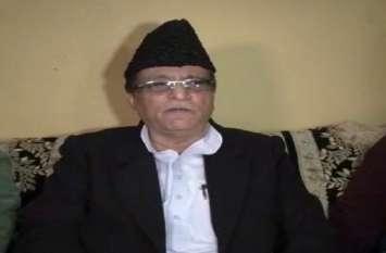 मायावती-अखिलेश के बाद सपा नेता आजम खान ने भी बुलाई प्रेस कांफ्रेंस, गठबंधन पर दिया चौंकाने वाला बयान