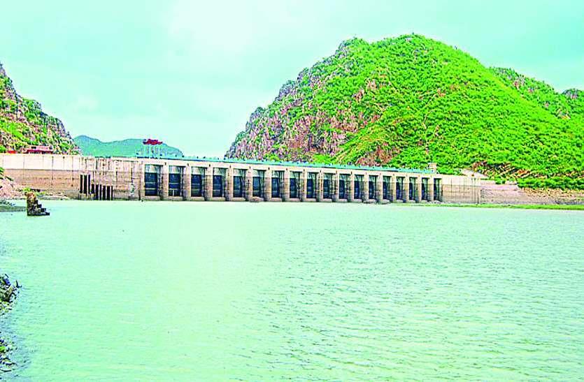 बीसलपुर बांध में केवल 22.50 फीसदी पानी शेष : देखें वीडियो