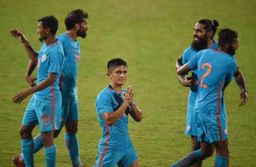 AFC Asian Cup 2019: 8 साल बाद टूर्नामेंट में उतरेगा भारत, थाईलैंड से आज पहला मुकाबला