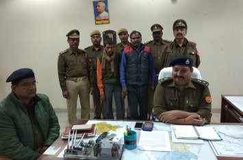 पुजारी प्रेमदास हत्याकांड में पुलिस ने किया खुलासा, दो नामजद व चार महिला गिरफ्तार