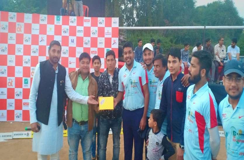 रायपुर का दबदबा, बिलासपुर-साजा ने हारे अपने मैच
