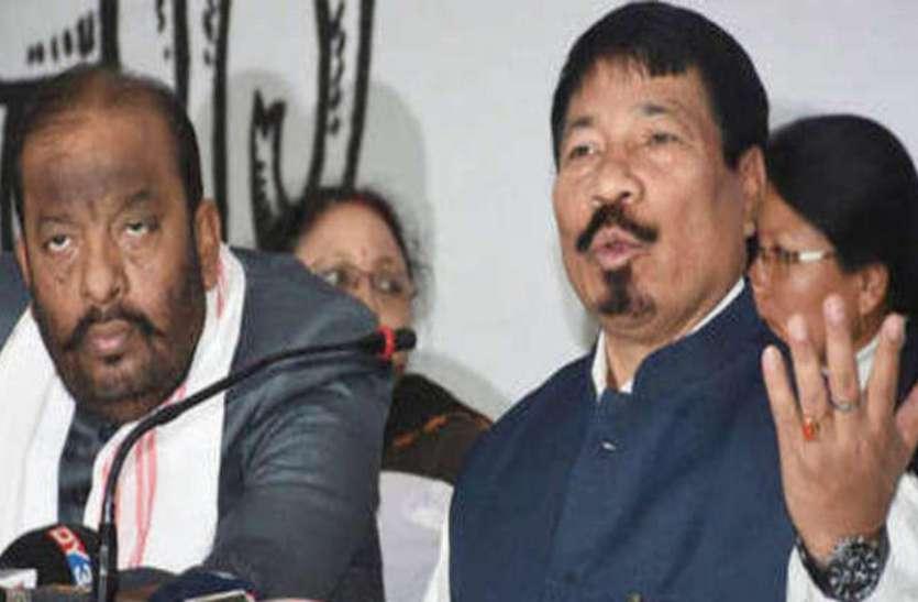बिहार के बाद असम में भाजपा को बड़ा झटका, एनडीए से अलग हुआ सहयोगी दल एजीपी