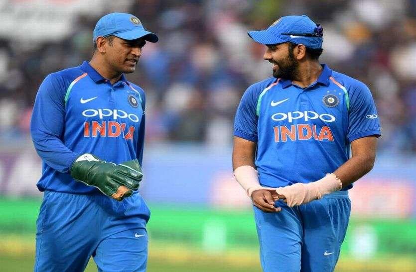 टेस्ट सीरीज के बाद वनडे सीरीज में भी जीत के लिए टीम इंडिया तैयार, धोनी-रोहित आस्ट्रेलिया रवाना