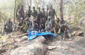 दस्यु बबुली के ख़िलाफ यूपी एमपी पुलिस का अभियान भारी मात्रा में कारतूस व हथियार बरामद 6 गिरफ़्तार