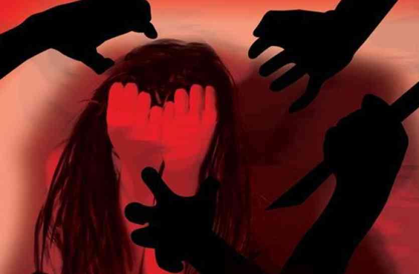 इंजीनियरिंग छात्रा से सामूहिक बलात्कार