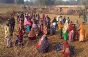 जंगली हाथियों का उत्पात,मां-बेटी को कुचल कर मार डाला