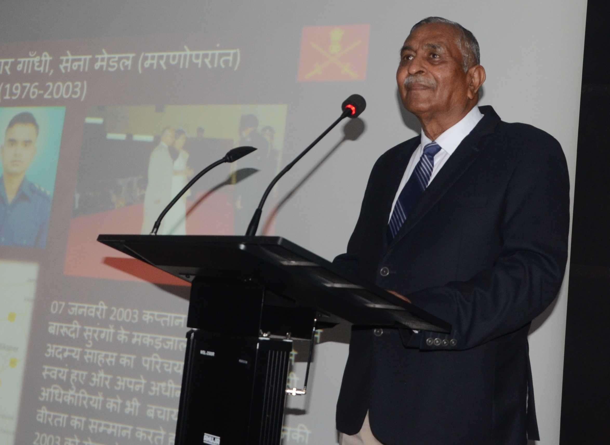 Martyrdom day special of captain shreyansh gandhi