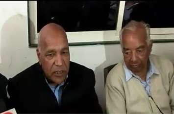 video story : सरकार समीक्षा करे तब तक मीसा बंदियों की पेंशन जारी रहे
