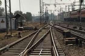 रेलवे गेट पर ओवर हाइट वाहनों की नो एंट्री