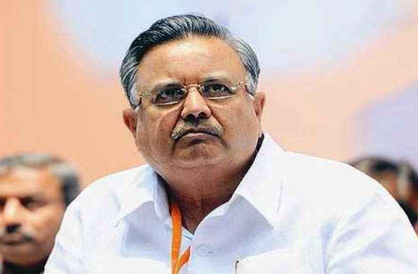 पूर्व CM रमन सिंह के सिर पर ही फूटा हार ठीकरा, अब लोकसभा में बड़ी जीत की जिम्मेदारी