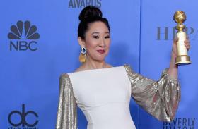 2019 golden globes में एशियाई महिला सैंड्रा ओ ने रचा इतिहास