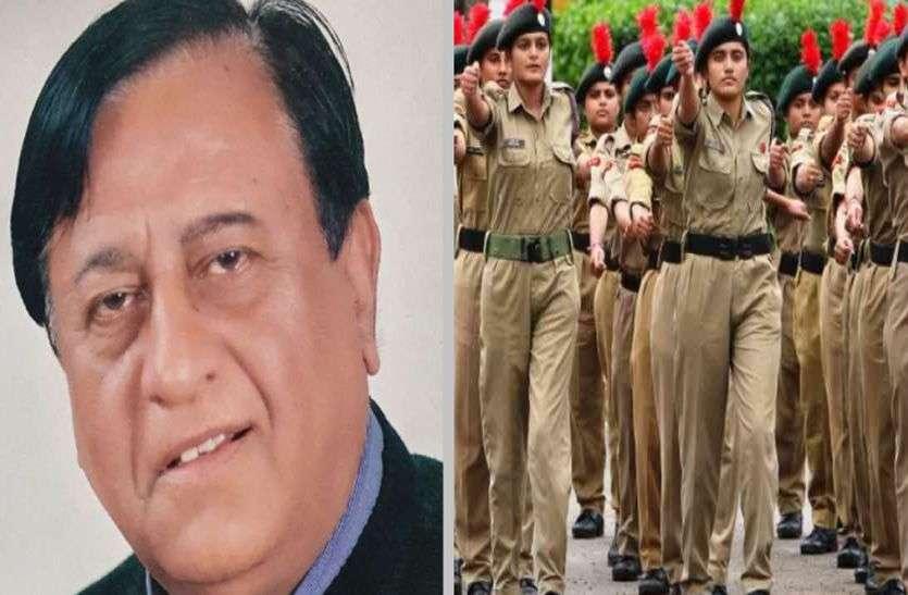 अलवर सांसद डॉ.करण सिंह यादव ने मुख्यमंत्री गहलोत से की सैनिक स्कूल खुलवाने की मांग, पहले रक्षा मंत्री को भी लिख चुके हैं पत्र