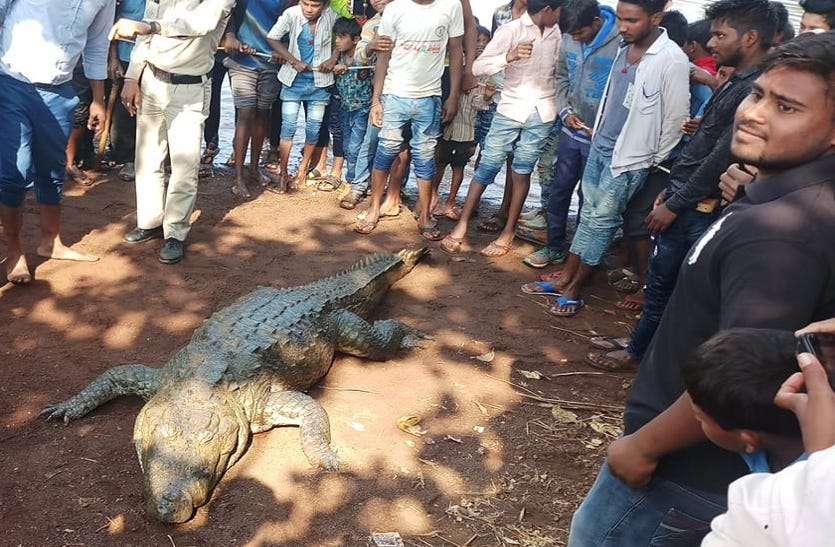 Patrika Exclusive:  175 साल के गंगाराम की हुई मौत, सदमे में गांव, थम नहीं रहे लोगों के आंसू