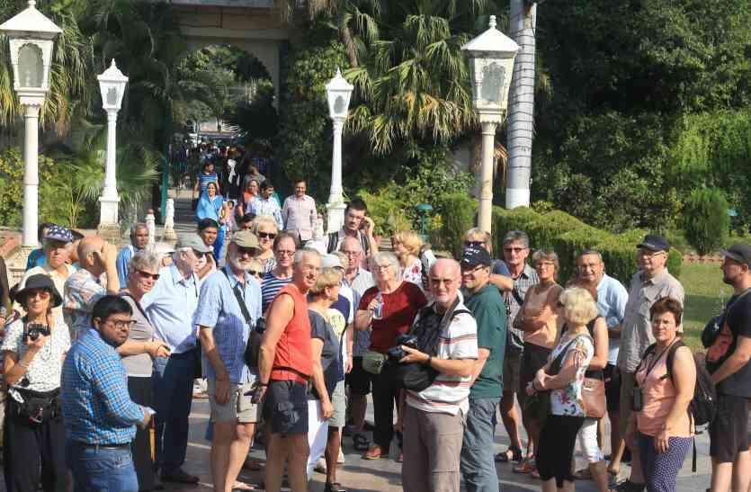 पत्रिका अभियान : पर्यटकों की सुरक्षा की दरकार, कुछ तो ध्यान दे सरकार...