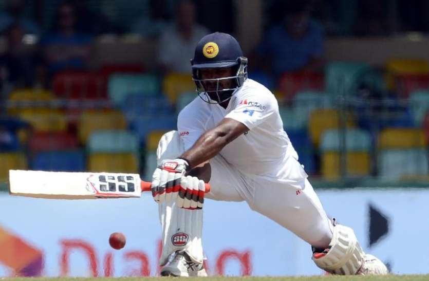 AUS v SL: यह श्रीलंकाई दिग्गज ऑस्ट्रेलिया के खिलाफ टेस्ट सीरीज से हुआ बाहर, परेरा की टीम में वापसी