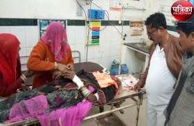 VIDEO : श्वान के हमले से वृद्ध महिला का हो गया ये हाल, देखिए पूरा विडियो