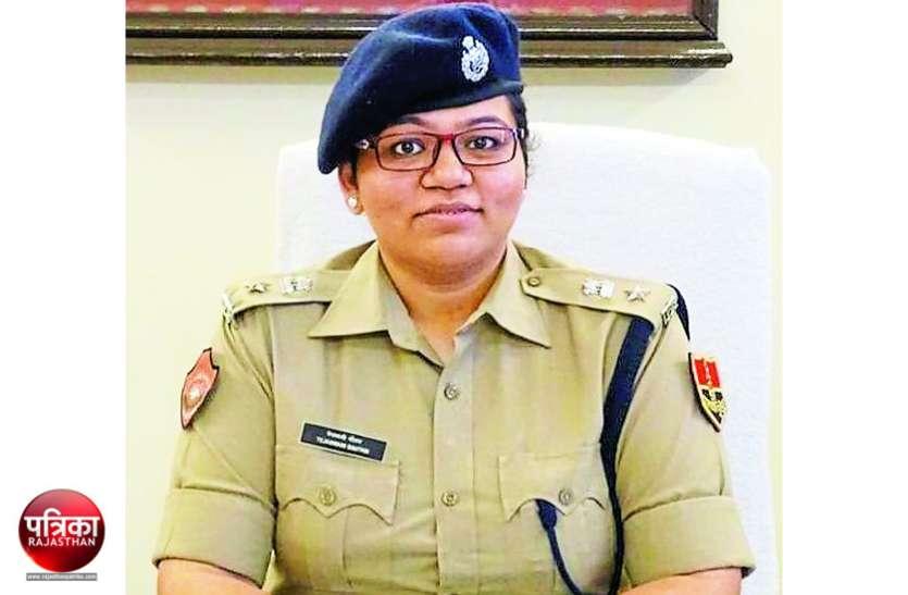 बांसवाड़ा की तीसरी महिला एसपी होंगी 29 साल की तेजस्विनी गौतम, जानें किस वजह से रही है चर्चाओं में...