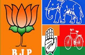सवर्ण आंदोलन पर सपा-बसपा और कांग्रेस का आया बड़ा बयान, सुनकर बीजेपी भी हैरान
