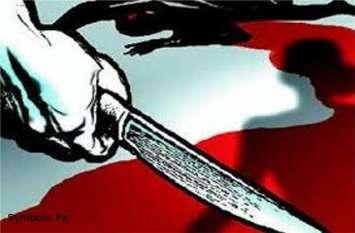 बेखौफ अपराधी : वारंट लेकर गई पुलिस पर हमला, चाकू के वार से किया बुरी तरह घायल