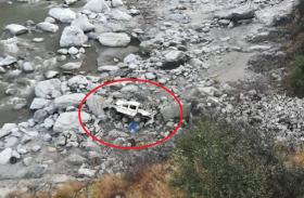 हिमाचल: सतलुज नदी में जा गिरी बोलेरो गाड़ी, हादसे में दो की मौत और तीन घायल