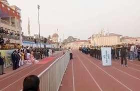 ऑल इंडिया फॉरेस्ट स्पोर्ट्स टूर्नामेंट का रंगारंग आगाज, 2400 खिलाड़ी चार दिन मेडल के लिए दिखाएंगे ताकत