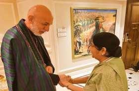 photo gallery: विदेश मंत्री सुषमा स्वराज ने की कई देशों के नेताओं से मुलाकात