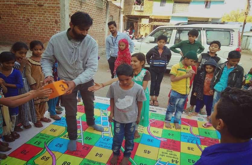 गौरव म्हासे और सहयोगी संगठन कर रहे बच्चों के संरक्षण के कार्य