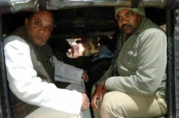 प्रधानमंत्री के विरोध का ऐलान करने वालों के यहां पुलिस की रातभर दबिशें, श्याम सिंह चाहर भूमिगत