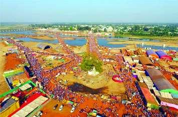 सरकार ने राजिम कुंभ को पुन्नी मेला के रूप में मनाये जाने की घोषणा, शुरू किया महानदी बचाओ अभियान