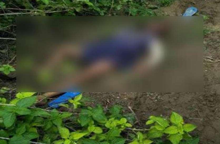 नाबालिग के साथ खौफनाक दरिंदगी, हत्या कर निकाल ली आंख और घर के बाहर फेंक दी लाश