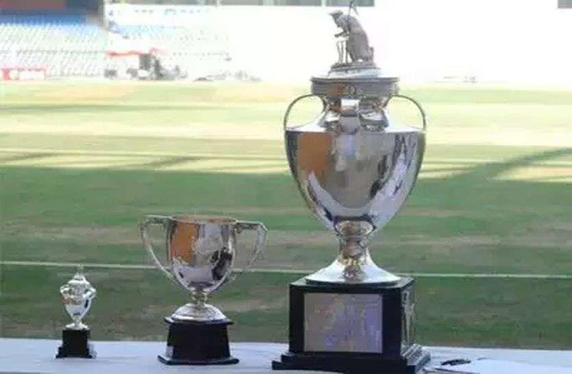 रणजी ट्रॉफी : दोनों पारियों में 100 रन नहीं बना सकी मध्यप्रदेश, दूसरी पारी में 32/3 के बाद 35 पर सिमटी