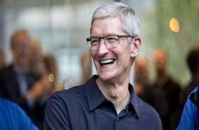 एप्पल के सीर्इआे टिम कुक की सैलरी बढ़ने के बाद भी डूबी कंपनी की लुटिया, हुआ इतना बड़ा नुकसान