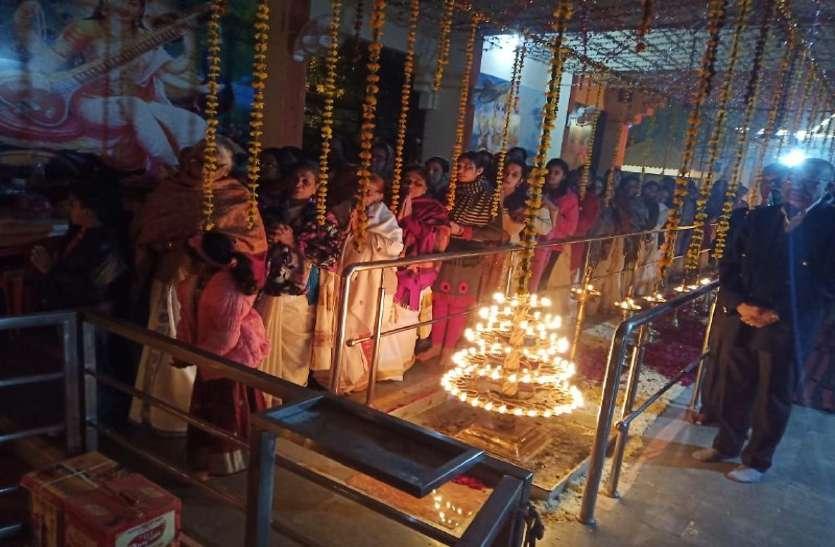 केरल के सबरीमला की तर्ज पर मण्डला मकरविल्लकु महोत्सव