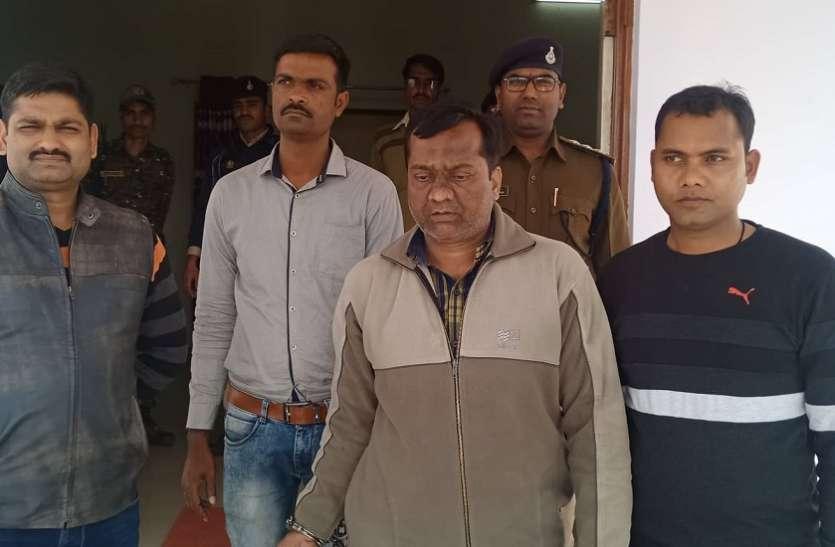 सुनील कांकरिया हत्याकांड के मास्टरमाइंड को लेकर बालाघाट पहुंची पुलिस