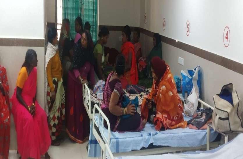 Big Breaking: तड़पती रहीं गर्भवती महिलाएं रातभर, नहीं आया कोई डॉक्टर, दुनिया देखने से पहले तीन शिशुओं की गर्भ में मौत, Video