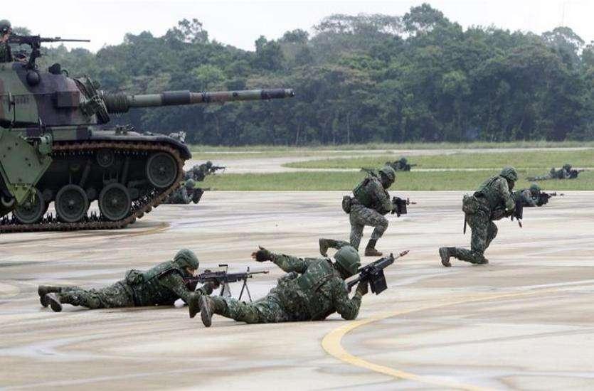 चीन को मिलेगा माकूल जवाब, जिनपिंग की धमकी के जवाब में ताइवान ने शुरू किया सबसे बड़ा सैन्य अभ्यास