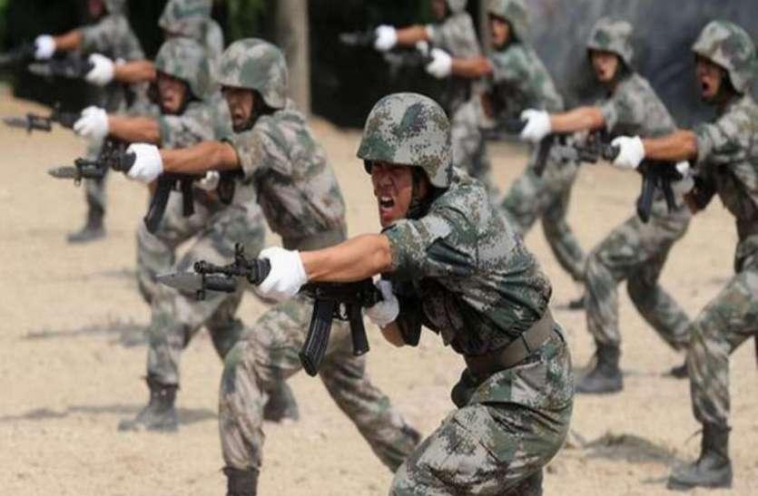 पीएलए का बयान: विदेशों में अधिक चीनी सैनिक अड्डे के निर्माण की संभावना