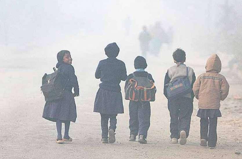 BREAKING: ठंड के कारण 15 जनवरी तक बंद रहेंगे स्कूल, जारी हुआ आदेश