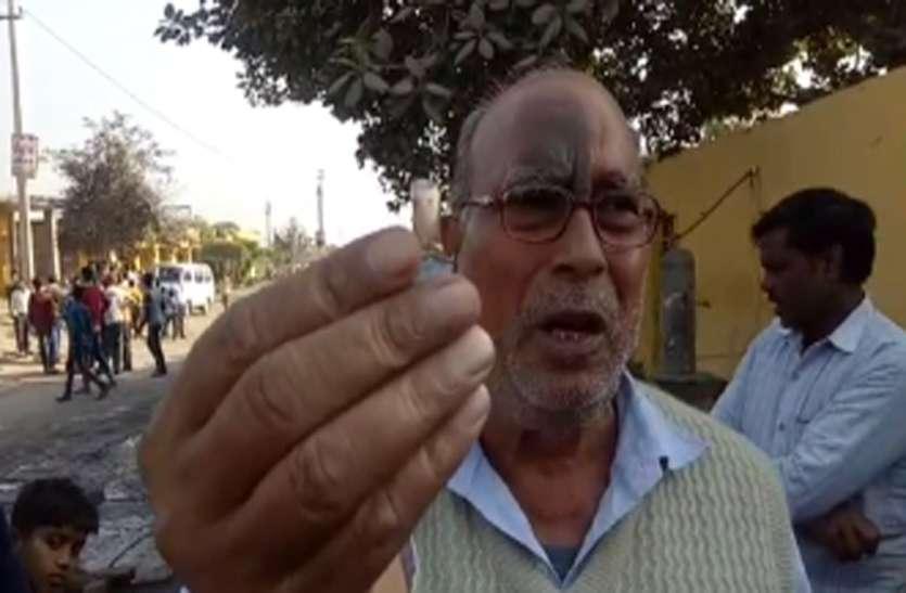 पहले राहगीर युवक को पीटा, फिर पुलिस चौकी पर पथराव फायरिंग और रास्ते में पुलिस उपाधीक्षक पर किया हमला