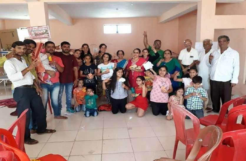 थैलेसीमिया पीडि़त बच्चों के लिए मसीहा बनी सोसायटी